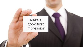 The First Impression of Your Website