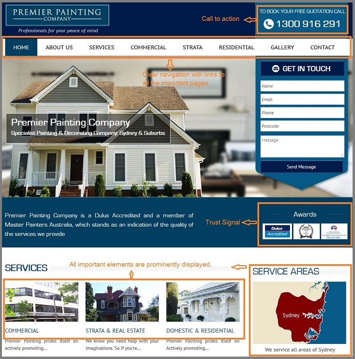example of a userfriendly home designs