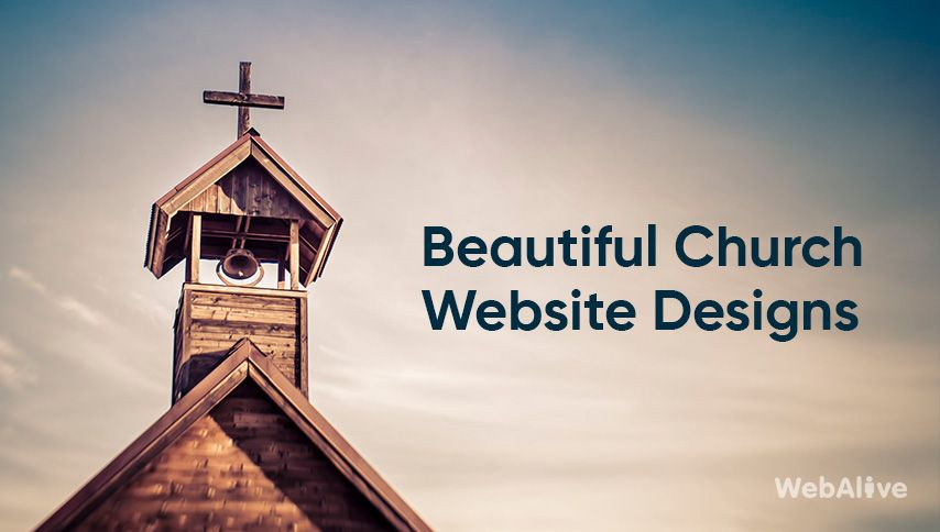 15 Best Church Websites for Design Inspiration