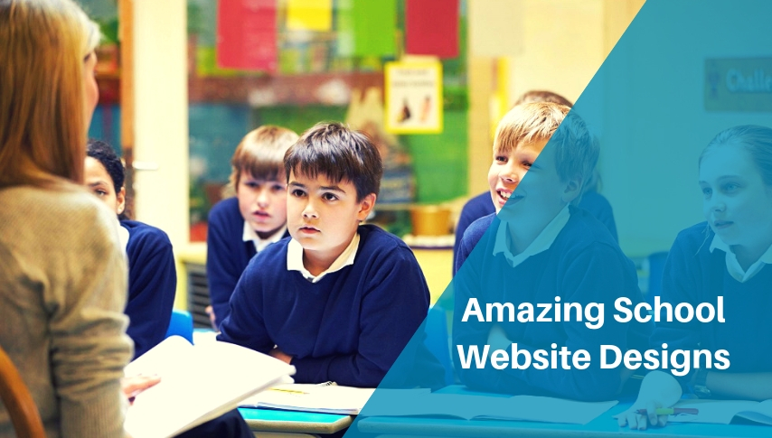 15 Best School Website Designs