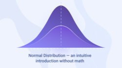 Normal Distribution - An Intuitive Introduction Without Math